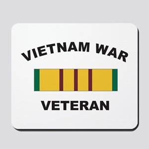 Vietnam War Veteran 2 Mousepad