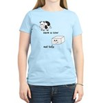 Save a Cow Eat Tofu Women's Light T-Shirt