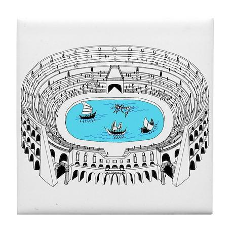 Gentlemen's Coaster- Coliseum