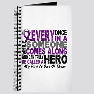Hero Comes Along Dad Pancreatic Cancer Journal