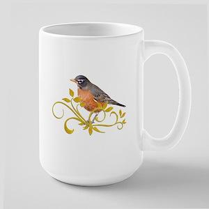 Robin Large Mug