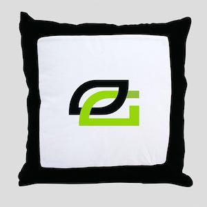 Optic Throw Pillow