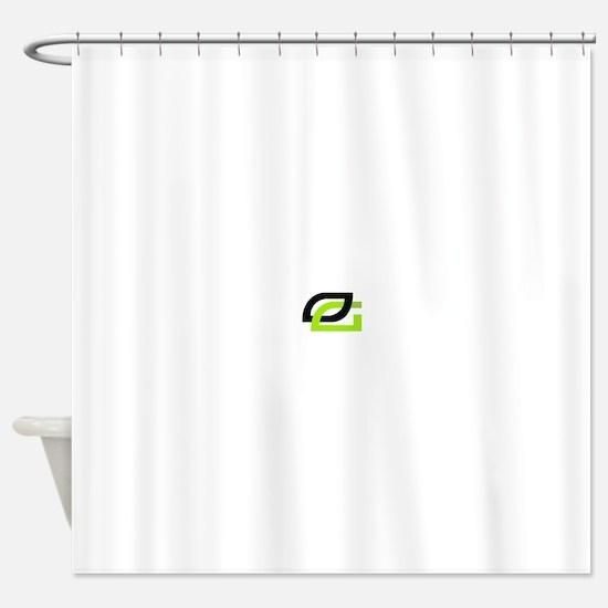 Optic Shower Curtain