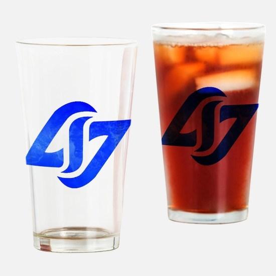 Cute Logic Drinking Glass