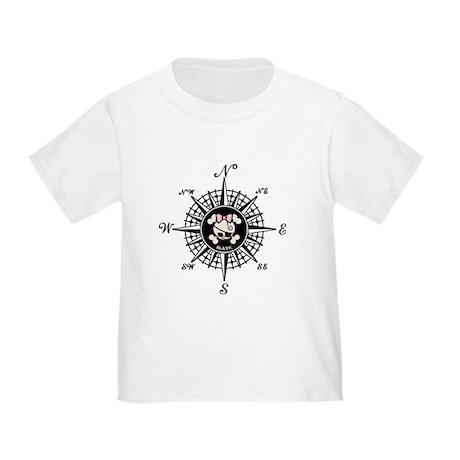 Compass Mate Dotter Toddler T-Shirt