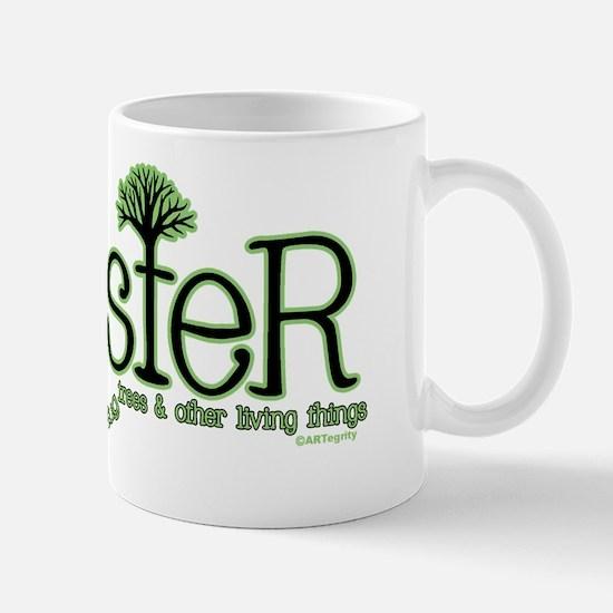 The Hugster Mug