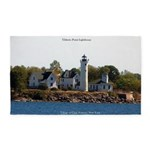 Tibbetts Point Lighthouse Area Rug