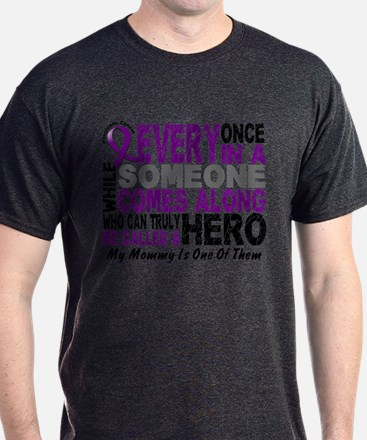HERO Comes Along 1 Mommy PC T-Shirt