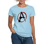 Anarchy Now Women's Light T-Shirt
