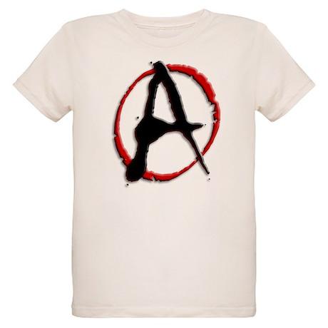 Anarchy Now Organic Kids T-Shirt