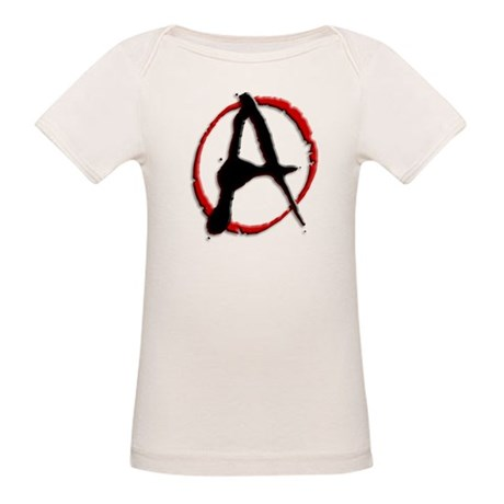 Anarchy Now Organic Baby T-Shirt