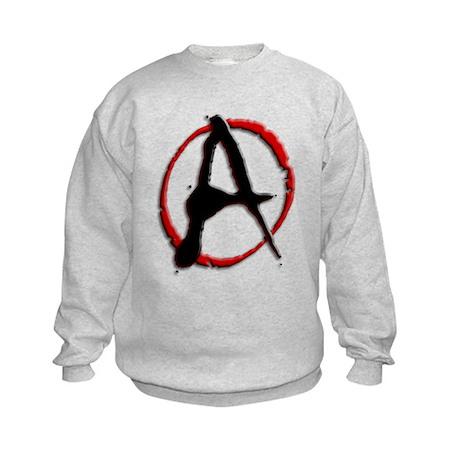 Anarchy Now Kids Sweatshirt