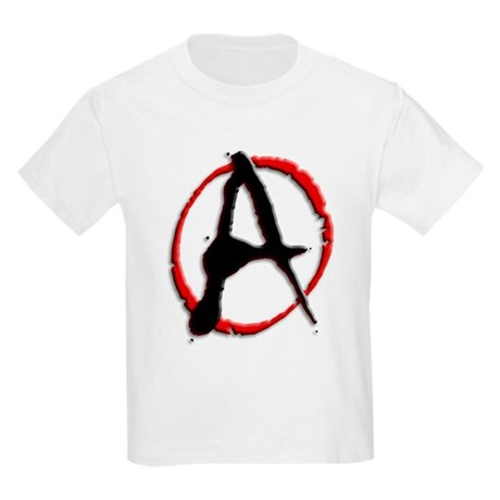 Anarchy Now Kids Light T-Shirt