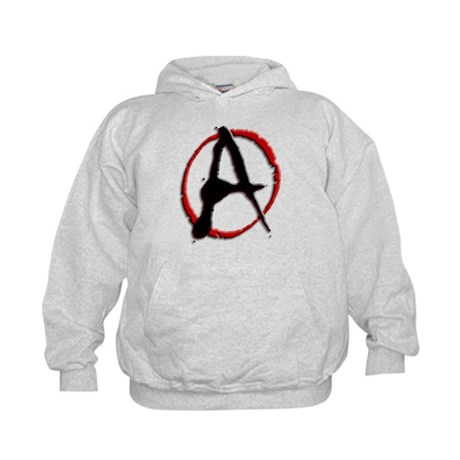 Anarchy Now Kids Hoodie