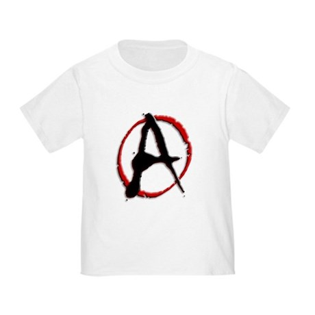 Anarchy Now Toddler T-Shirt