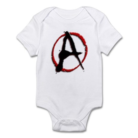 Anarchy Now Infant Bodysuit