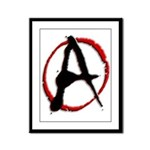 Anarchy Now Framed Panel Print