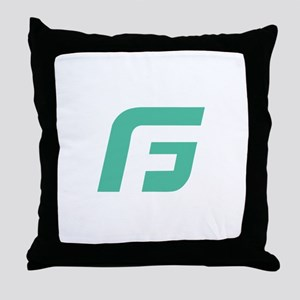 Gale Force Throw Pillow