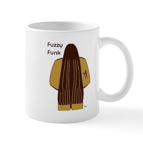 Fuzzy Funk Mug