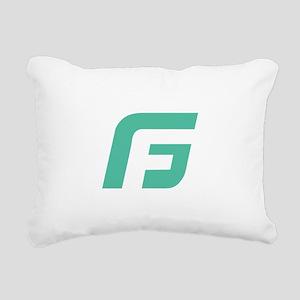 Gale Force Rectangular Canvas Pillow