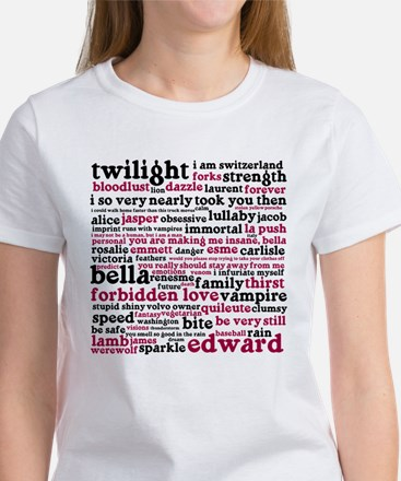 twi words4-7 T-Shirt