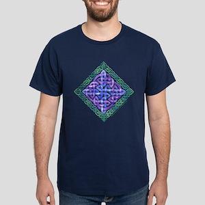 Celtic Watercolor Dark T-Shirt