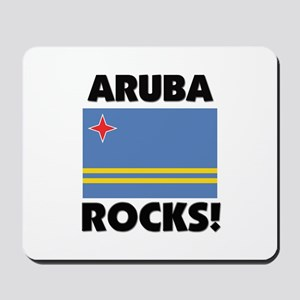 Aruba Rocks Mousepad