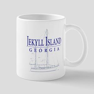 Jekyll Sailboat - Mug