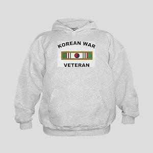 aec451b32 Korean War Veteran Kids Hoodies   Sweatshirts - CafePress