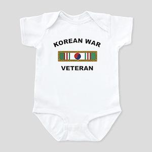 Korean War Veteran 1 Infant Creeper