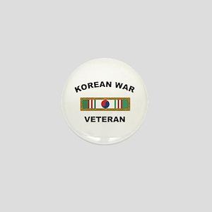 Korean War Veteran 1 Mini Button