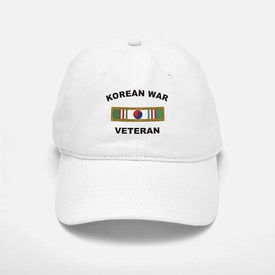 Korean War Veteran 1 Baseball Baseball Cap