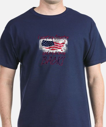 Country Back T-Shirt