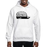 Thirsty Whale Hooded Sweatshirt
