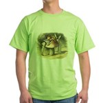 A Fairy Kiss Green T-Shirt