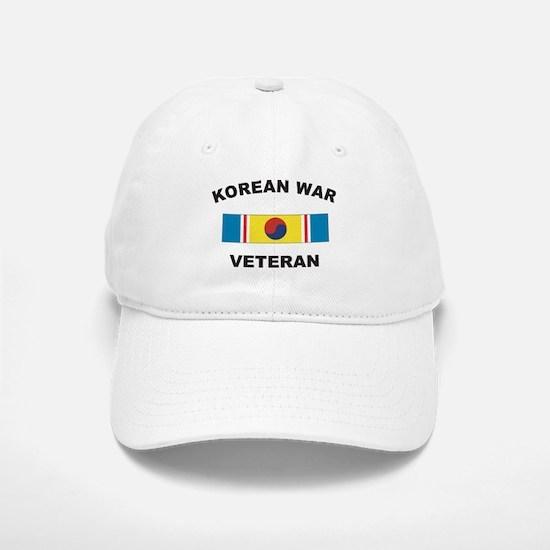 Korean War Veteran 2 Baseball Baseball Cap
