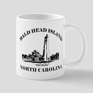 Bald Head Island NC Mug