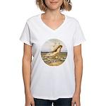 Under the sea Women's V-Neck T-Shirt
