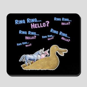 Ring Ring, Hello Mousepad