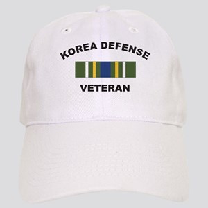 Korea Defense Veteran Cap