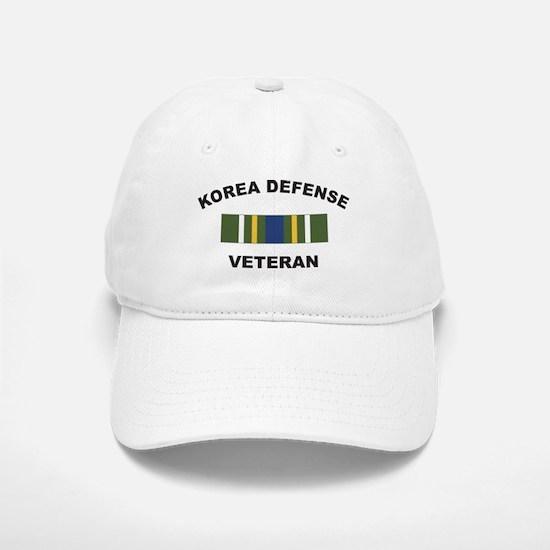 Korea Defense Veteran Baseball Baseball Cap