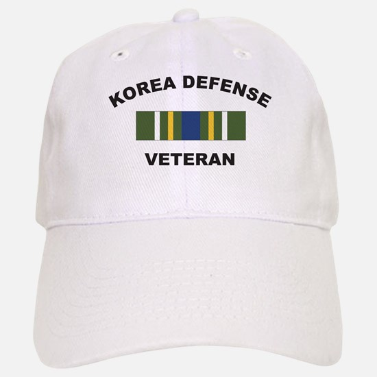 Korea Defense Veteran Cap