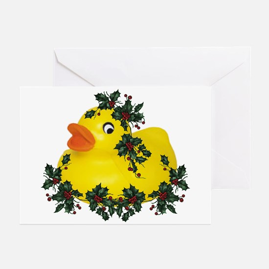 dUcK tHe hAllS! Greeting Cards (Pk of 10)