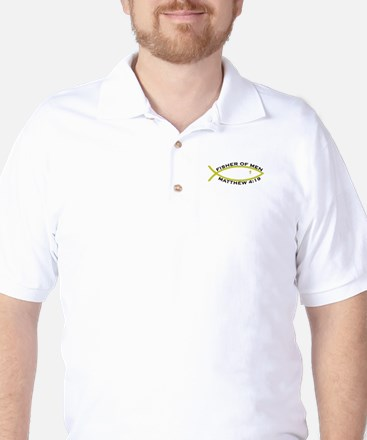 Fisher (YLW) - Golf Shirt