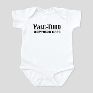 Vale-Tudo Anything Goes Infant Bodysuit