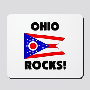 Ohio Rocks Mousepad