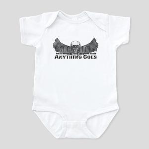 Vale Tudo Skull & Wings - Dis Infant Bodysuit