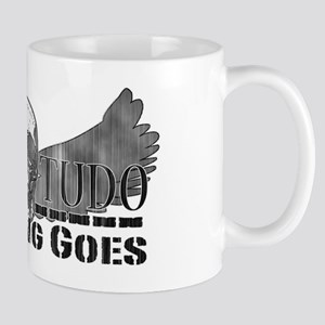 Vale Tudo Skull & Wings - Dis Mug