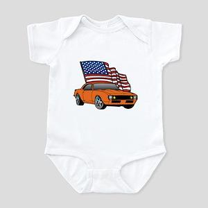 American Muscle Car Infant Bodysuit