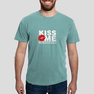 Kiss Me I'm Mormon Women's Dark T-Shirt